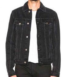 Wholesale Denim Jackets, Wholesale Clothing, Black Denim Jacket Men, Oasis Jackets, Custom Leather Jackets, Stylish, Casual, Clothes, Bomber Jackets