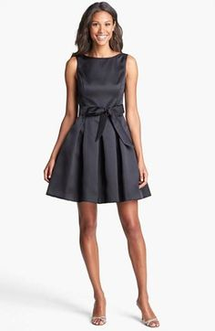 Fit & flair: new Isaac Mizrahi in simple black (or lots of brights!)