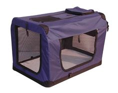Pet Dog Carrier Portable House Soft Sided Cat Comfort Travel Tote Bag >>> Unbelievable dog item right here! : Dog cages