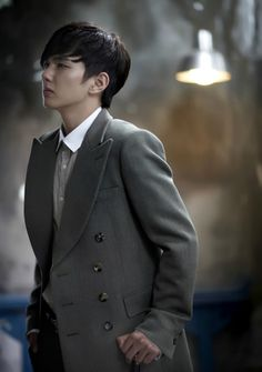 Yoo Seung-ho's poster shoot for I Miss You