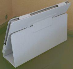 Cartonnage : étui support de tablette