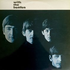 """With The Beatles EMI Records (1963) LP 33 RPM 12"""" Near Mint NM Import Venezuela #1960sRock"""