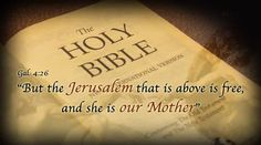 We can exactly know not only God the Father but also the existence of God the Mother through the Bible.