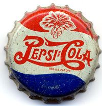 .Pepsi...who remembers bottle caps, not the ones for acholol