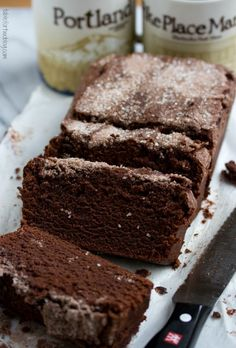 Chocolate cinnamon bread..just like the one from Starbucks! And you can have this year-round :)