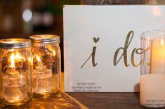 'I do' sign rental: $8