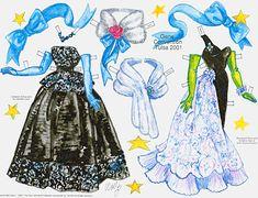 Gene Doll dresses
