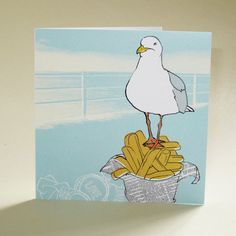 Mr Seagull & Chips