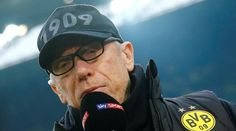 Borussia Dortmund CEO Hans-Joachim Watzke hints Peter Stoeger may stay as coach: * Borussia Dortmund CEO Hans-Joachim Watzke hints Peter…