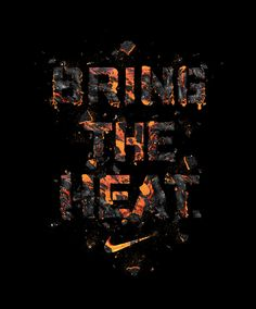 Bring the Heat t-shirt #Nike