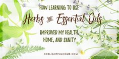 When my first daughter was born (15 years ago), I dove headfirst into natural living. It had always been a passion of mine, but having a child took it to a whole new level. Until then I hadn't really tried using herbs or essential oils. They seemed almost mythical. I didn't know the best way to use them, and worried about using the wrong thing (or too much of the right thing) and harming my family. So, I began to read and experiment. My main goal was to learn how to use herbs and essential…