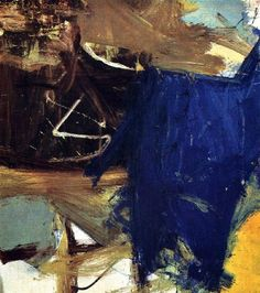 just another masterpiece: Willem De Kooning.