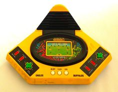 Vintage 1986 Talking Play by Play Baseball V Tech by MidwestSeller, $24.00 /// www.art-by-ken.com
