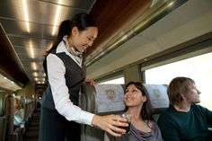 Relax, fall in love, and bask in Canada's grandeur with the Rocky Mountaineer.