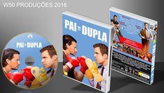 Pai Em Dose Dupla - CAPA - ➨ Vitrine - Galeria De Capas - MundoNet | Capas & Labels Customizados