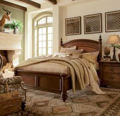 Swahili Bed By Thomasville · Thomasville FurnitureBritish Colonial  StyleErnest HemingwayBedroom ...