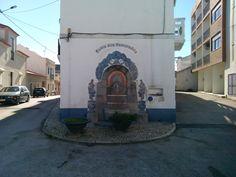 Fonte dos Namorados, Vila Moreira