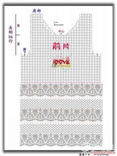 crochet white dress for little girl   make handmade, crochet, craft