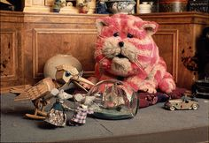 Open thread: Oliver Postgate, creator of children's TV classics, has died. Which was your favourite of his shows? 1980s Childhood, My Childhood Memories, 80s Kids, Kids Tv, Happy 40th Birthday, Happy 50th, Classic Tv, My Memory, Vintage Toys