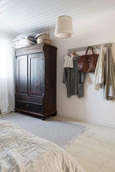 Beddinge, Wardrobe Furniture, Aesthetic Bedroom, Cozy Bedroom, Inspired Homes, Building A House, Sweet Home, House Design, Interior Design