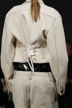 Proenza Schouler Fall 2016 Ready-to-Wear Fashion Show Details