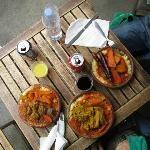 Couscous kefta, poulet, merguez Marché des enfants rouges
