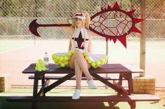 Kill la Kill - Omiko Hakodate Cosplay (Cosplayer: Sare, Photo: Fiathriel)