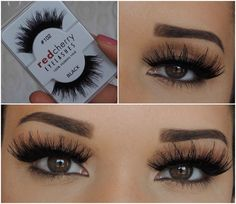 red cherry 102 lashes - Google Search