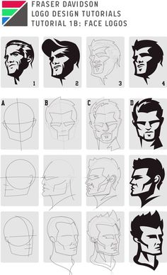 Davidson's Logo Tutorial 1b by rezland on DeviantArt