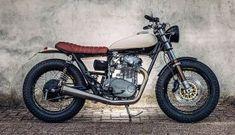Yamaha XS650 Street Tracker - Motogadgets