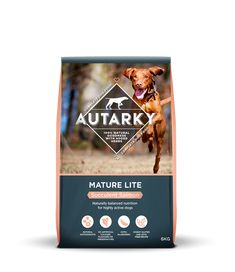 Autarky Salmon Mature Lite Dog Food 2 Autarky Mature Lite Salmon Dog Food provides dogs with all of the nutrients that they need in a lower calorie package. Dog Logo Design, Food Graphic Design, Label Design, Puppy Chew Toys, Dog Toys, Food Packaging, Packaging Design, Pet Branding, Premium Dog Food