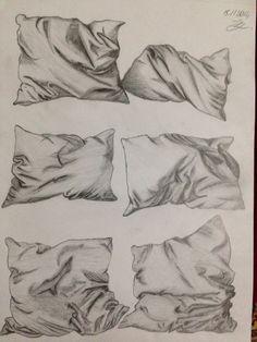 Yastık çizimi