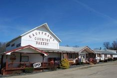 Ohio Amish Country regulars know and love this charming bakery, which also features a gift shop. (Trust us; you definitely won't be leaving empty-handed. Dayton Ohio, Columbus Ohio, Youngstown Ohio, Cleveland Ohio, Pittsburgh, Berlin Ohio, Millersburg Ohio, Amish Country Ohio, Places To Travel
