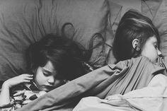 dormir.