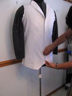 18th century waistcoat patterning