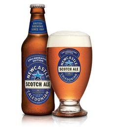 Newcastle Brown Ale, Scotch Whiskey, Irish Whiskey, British Beer, Ale Beer, Bourbon Drinks, Home Brewing Beer, Beer Brands, Beer Packaging