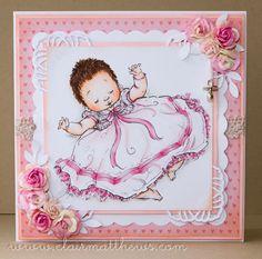 mo manning baby card. www.clairmatthews.com