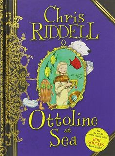 Ottoline at Sea by Chris Riddell http://www.amazon.co.uk/dp/1405050594/ref=cm_sw_r_pi_dp_Oxo-ub01RJT2N