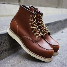 Red Wing 875 Moc Toe Classic