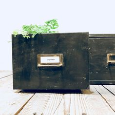 Cole Steel Card File | Two Drawer File Cabinet | Industrial Vintage by PiccadillyPrairie on Etsy
