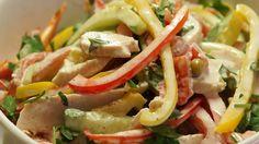 Овощной салат «Емеля»