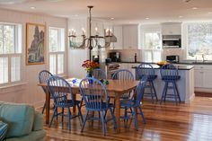 Image result for painting kitchen chairs