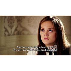 Blair Waldorf quotes Leighton meester Gossip girl scenes Xoxo
