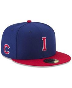 d3c5a53b1a3 Iowa Cubs MiLB x MLB 59FIFTY FITTED Cap