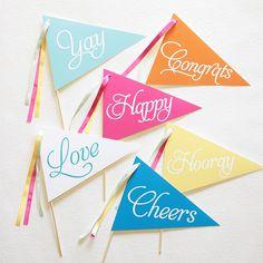 フラッグプロップス 結婚式写真前撮り用アイテム | EYM Wedding Photo Booth, Wedding Props, Photo Booth Props, Wedding Flags, Wedding Send Off, Wedding Crafts, Diy Wedding, Welcome Card, Party Scene