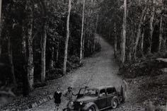 Road to Darjeeling during the British Raj