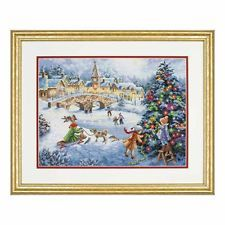 NEW | Dimensions D70-08919 Winter Celebration Christmas Counted Cross Stitch Kit