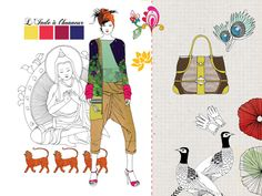 fashion book 3 on Behance