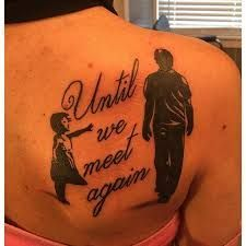 Image result for father daughter tattoos More