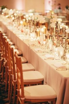Wedding Reception In